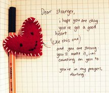 Inspiring image cute, darling, dear, depression, fashion, friendliness, graph paper, heart, heartbreak, hope, kindness, love, message, notebook, paper, pen, photo, photography, quotes, random acts of kindness, really love it, stabilo, stranger, strong, sweetheart, text #303586 - Resolution 400x225px - Find the image to your taste