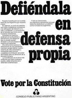 """""""Defiéndala en defensa propia""""-1983"""