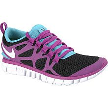 Nike Women's Free 3.0 v2 Running Shoes in Purple