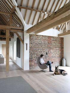 Park Corner Barn - Picture gallery #architecture #interiordesign #bricks