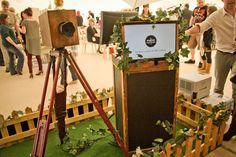 We Visited the Designer Vintage Bridal Show 2012!