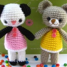 This crochet amigurumi tutorial is fun to make and easy for beginner.
