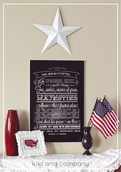 Fourth of July Printable