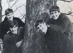 1964 Topps Beatles Black and White 1st Series, card No.35