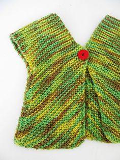 Vinkel Vest by Yarn-Madness