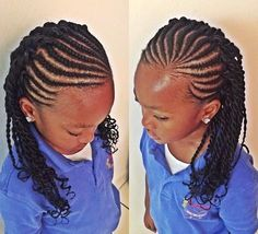 black+cornrows+and+twists+hairstyle