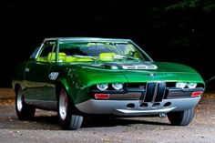 BMW Spicup Convertible Coupé – 1969