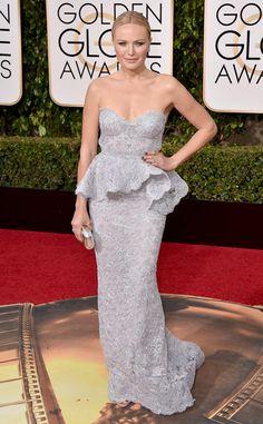 Malin Akerman from 2016 Golden Globes Red Carpet Arrivals | E! Online