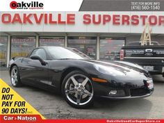 """Car - 2008 Chevrolet Corvette ONLY 21,568KM's 