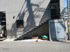 大阪中之島 ECP階段