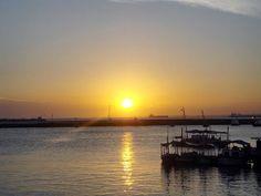 Pôr do sol em #Salvador | Pertinho do Mercado Modelo na cidade baixa. .... #Bahia #Brasil #sorriavcestanabahia  #nordeste #nordestegram #aroundtheworld #seviranomundo #viajar #travel