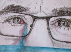 Pinturas e debuxos: Ás veces choramos