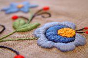 Polish Embroidery, Hungarian Embroidery, Types Of Embroidery, Crewel Embroidery, Cross Stitch Embroidery, Embroidery Patterns, Polish Folk Art, Bordados E Cia, Art Textile