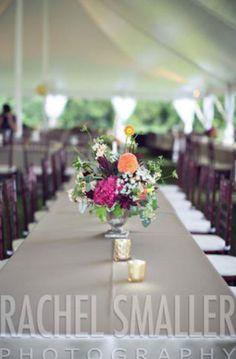 Abby's wedding Parsonageflowers.com