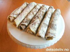 Hot Dog Buns, Hot Dogs, Norwegian Food, Norwegian Recipes, Cooking Recipes, Bread, Homemade, Baking, Dessert