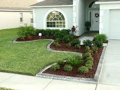 Image result for small front yards without grass