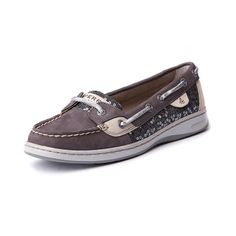Shop for Womens Sperry Top-Sider Angelfish Boat Shoe in Gray at Shi by Journeys. Shop today for the hottest brands in womens shoes at Journeys.com.