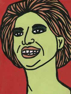 1966 - Elsa Garrido (Cauca W)