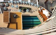 Striped Pool - Hotel Missoni, Kuwait
