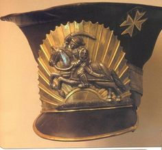 Chapka of the 17th Litouws lancers.
