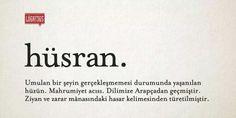 Hüsran. Karma, Quotations, Writing, Sayings, Words, Quotes, Literature, Lyrics, Being A Writer