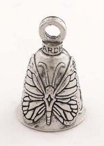 Butterfly Guardian® Bell Motorcycle Harley Luck Gremlin Ride