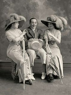 Funny picture from the 1910's