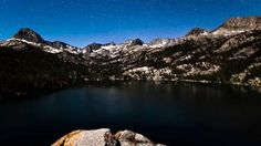 Yosemite Time-Lapse Video of Landscapes and Stars Is Unbelievable