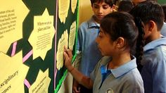 """PYP EXHIBITION 2011: """"Conserving and using finite resources efficiently..."""""""