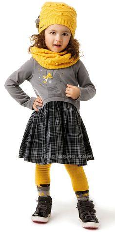 ALALOSHA: VOGUE ENFANTS: Catimini FW'14 collection for adorable little girls