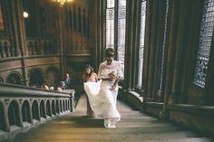 Vintage wedding, whimsical weding, Sottero and Midgley wedding dress, Emma Boileau Photography