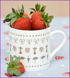 Strawberry Wimbledon