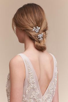 Silver Petunia Hair