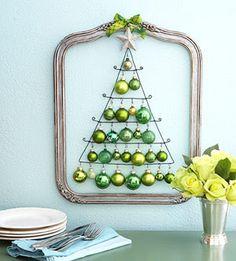 Home Quotes: Christmas Decor: 10 Unique Christmas tree Ideas!