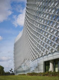 Benjamin P. Grogan and Jerry L. Dove Federal Building | Architect Magazine | Krueck+Sexton Architects, Miramar, Florida, Government, Government Projects, Miami-Fort Lauderdale-Pompano Beach, FL, Ronald Krueck, Mark Sexton, Krueck + Sexton Architects