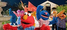 Sesame Street Caribbean Adventure Vacation for Kids - Beaches Resorts