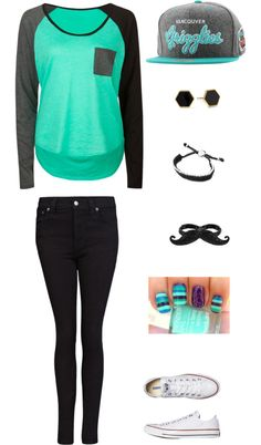 """""""Something casual..."""" by amchy-kozlovac on Polyvore"""