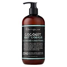 I have this and I really like it works well ! Renpure Coconut Mint CoWash Cleansing Conditioner - 16.0 Fl Oz : Target