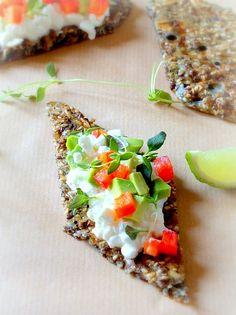 LCHF bröd nyttigt recept