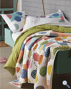 Great circle quilt
