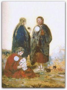Povos dos pampas - Jean Léon Pallière  http://sergiozeiger.tumblr.com/post/106817881938/jean-leon-palliere-grandjean-ferreira-tambem  A Argentina tem 35 grupos indígenas ou ameríndios argentinos ou nativos argentinos , segundo a Pesquisa Complementar dos Povos Indígenas de 2004, na primeira tentativa em mais de 100 anos que o governo tentou reconhecer e classificar a população de acordo com a etnia.