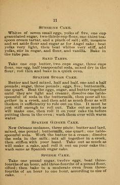 The World's fair recipe book Retro Recipes, Old Recipes, Vintage Recipes, Baking Recipes, Cake Recipes, Dessert Recipes, Yummy Appetizers, Delicious Desserts, Depression Era Recipes