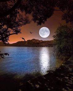 Romantic Pictures, Love Photos, Beautiful Pictures, Luna Grande, Paradise California, Shoot The Moon, Moon Pictures, Moon Photography, Travel Photography