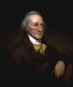 George Clymer (1739-1813) was one of the first Patriots to advocate complete independence from Britain.  As a Pennsylvania representative, he was a signer of both the Declaration of Independence and the U.S. Constitution.