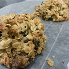 Just made these - coconut oatmeal chocolate chip cookies - and I added butterscotch chips too