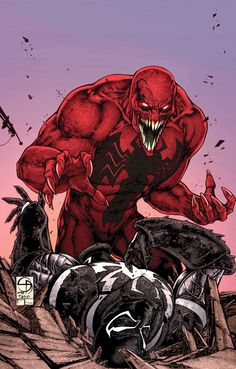 Toxin vs Agent Venom
