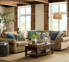 Living Room Ideas U0026 Living Room Decorations   Pottery Barn Barn Living, Home  Living Room
