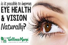 There are many factors that affect eyesight and eye health including lack of nutrients, muscle strain, and lighting sources. These tips can help it improve.