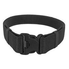 Blackhawk Enhanced Military Web Belt Black