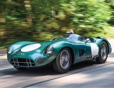 "1,349 Likes, 7 Comments - Sotheby's (@sothebys) on Instagram: ""RM Sotheby's flagship Monterey auction was led by the $22.55 million 1956 Aston Martin DBR1/1, now…"""